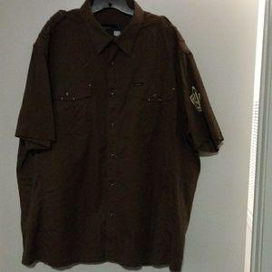 Mens Rocawear shirt 3xl